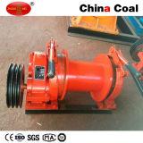 Treuil de moteur d'air de 1 tonne pour l'exploitation et la construction