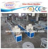 Chaîne de production chaude de bande de bord de PVC de vente avec OIN Cetification de la CE