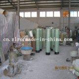 Serbatoio dell'addolcitore dell'acqua del serbatoio/FRP del filtro da acqua di FRP GRP