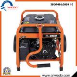 Geradores portáteis da gasolina/gasolina de Wd3500 2kVA/2kw/2.5kw/2.8kw 4-Stroke com Ce (168F)