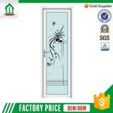 Thermischer Bruch-Aluminiumflügelfenster-Tür (T-B-A-C-D-002)