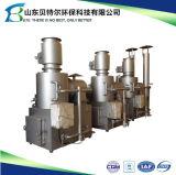 Inceneratore animale delle carcasse/inceneratore residuo medico