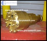 Alto pedacito de taladro de martillo de la presión de aire DTH Bits/DTH
