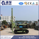Bom serviço After-Sales, broca de rocha Hf100ya2 hidráulica
