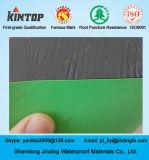 A strati incrociati HDPE autoadesivo membrana bitume impermeabile