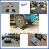 إلكترونيّة [بورتبل] عربة يزن مقياس محور العجلة مقياس
