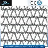 Professioneel Roestvrij staal 304 de Draad Geweven Spiraalvormige Riem van het Net van het Netwerk