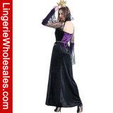 Обольстительный Costume Cosplay причудливый платья вампира женщин для партии Halloween