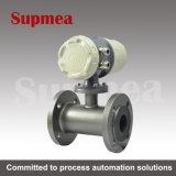 Mètre mécanique d'écoulement d'eau de mesures de flux