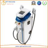 O laser do IPL Opt máquina da beleza do rejuvenescimento da pele da remoção do cabelo