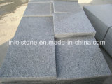 G603 pretagliato Grey Granite Pavement per la plaza Project di Oudoor
