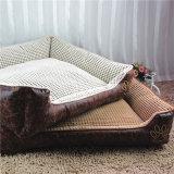 4 절기 개집 분리가능한 애완 동물은 침대를 공급한다
