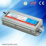 Hyrite dünner Aluminiumwasserdichter LED Transformatorein-outputsignage des fall-60W 12V/24V IP67 AC/DC mit Cer RoHS BIS SAA Saso TUV