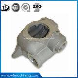GG25 / GG30 arena de fundición de hierro dúctil / fundición de hierro gris / fundición de arena Parte válvula de pie