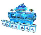Galleria Machine dell'affissione a cristalli liquidi Display Catch Fish Game Dragon King da 55 pollici da vendere