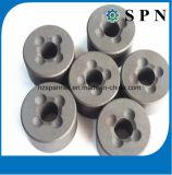 Imán permanente duro de la ferrita de cerámica para el acondicionador de aire