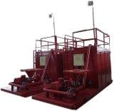 Réservoir terrestre de boue Drilling d'équipement à vendre
