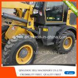 Kleine Lader van de Lader van het Wiel van de Machines 1.5ton van het Merk van China de Voor met Ce