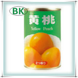 Законсервированное сбывание babyfood персиков горячее
