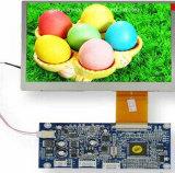5 TPのインチTFT LCDのモニタのタッチ画面