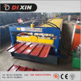 Автоматическое Colored Steel Roofing Sheet Roll Forming Machine для Sale