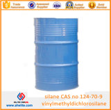 Silane fonctionnel CAS de vinyle aucun 124-70-9 Vinylmethyldichlorosilane