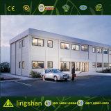 Casa de oficina prefabricada del sitio (LS-MC-027)