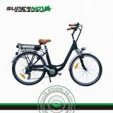 Stadt-Frauen-Gebrauch-Lithium-Batterie-elektrisches Fahrrad