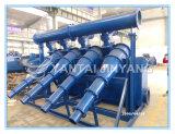 Leistungsfähiger Konzentrations-Hydrozyklon für die entwässernden Rückstände