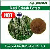 Extrait noir de cohosh de qualité avec le certificat d'OIN