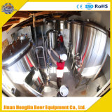 400L de Apparatuur van de Brouwerij van het bier, de Apparatuur van het Bierbrouwen van het Koper