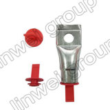 Inserto di sollevamento di Crosshole del coperchio di plastica della maniglia in accessori del calcestruzzo prefabbricato (M10X70)