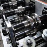 Espárrago ligero del Cu y rodillo de acero de la pista que enmarcan que forma la máquina
