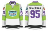 Custom Training Racing Suit Dri Fit Sublimation Impressão Rugby Ice Hockey Jersey