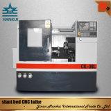 Ck63L自動CNCの回転旋盤機械価格