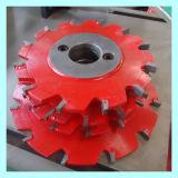 Máquina de trituração automática do fim do perfil do indicador de alumínio