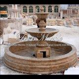 Fontana arrugginita del granito per la mobilia Mf-1213 del giardino