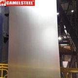 Chapa de aço galvanizada alumínio