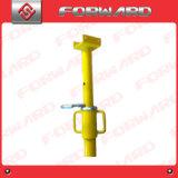Baumaterial-Aufbau-Baugerüst-Stützbalken StahlAjustable Stütze