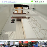 Vervaardiging Van uitstekende kwaliteit van het Metaal van het Blad van de douane de Witte Met een laag bedekte