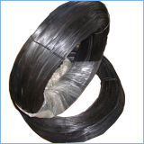 Обожженная чернотой бандажная проволока утюга для конструкции