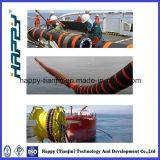 Boyau de flottement marin de pétrole brut de la distribution