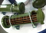 Tube di rame Type Oil Cooler per Injection Molding Machines