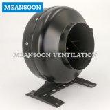 6 Inches Circular Inline Duct Fan 160 para ventilação de escape