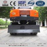 Baoding-kleine Rad-Exkavatoren mit Xinchai Motor