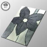 Coperte domestiche del pavimento della tessile di Microfiber della stanza da bagno del salone 3D