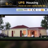 Casa moderna barato prefabricada del precio de fábrica con Windows y las puertas