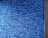 DTY Polyester Textured Yarn Regenbogen 100d / 144f, 50% SD 50% kationischem, RW