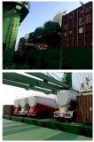 De hete Verkopende BulkAanhangwagens van het Cement en van het Vervoer van het Poeder