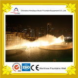 Fontaine splendide de musique de fleuve de grand d'eau projet de fontaine